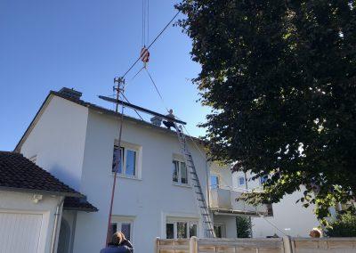 Montage Solarthermie