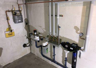 Trinkwasser Hausanschluss - Zerlaut